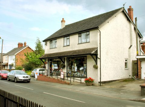 the post office and general store on Main Road known as Mrs Kettle's