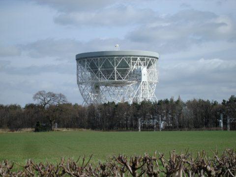 Lovell Telescope at Jodrell Bank