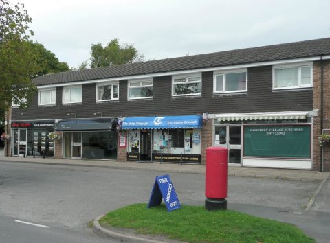 view of the shops on Main Road