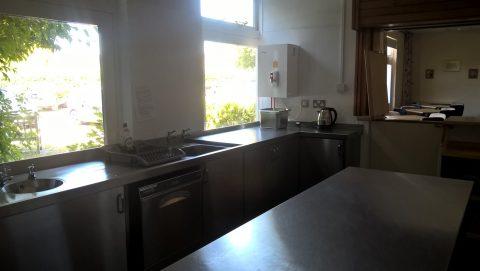 Photo of Village Hall Lounge Bar Servery Kitchen - dishwasher, sink, water boiler